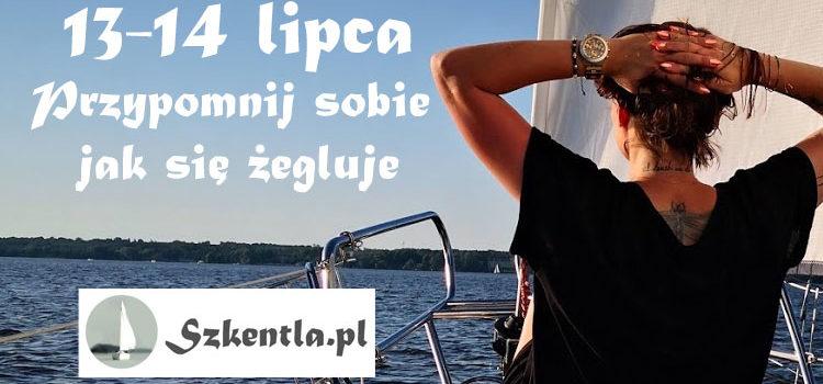 13-14 lipca 2019, Zalew Zegrzyński – Przedsezonowe doszkalanie dla żeglarzy