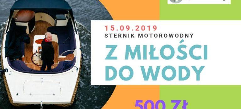 Sternik Motorowodny 15 września 2019